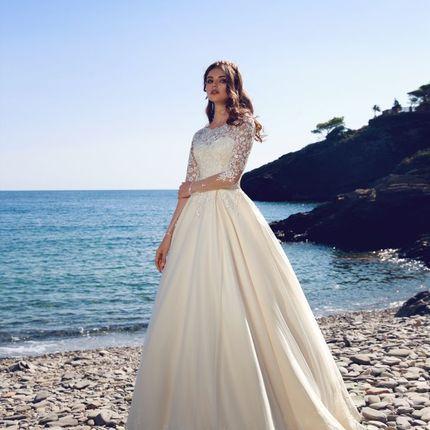 Пышное свадебное платье Еримида