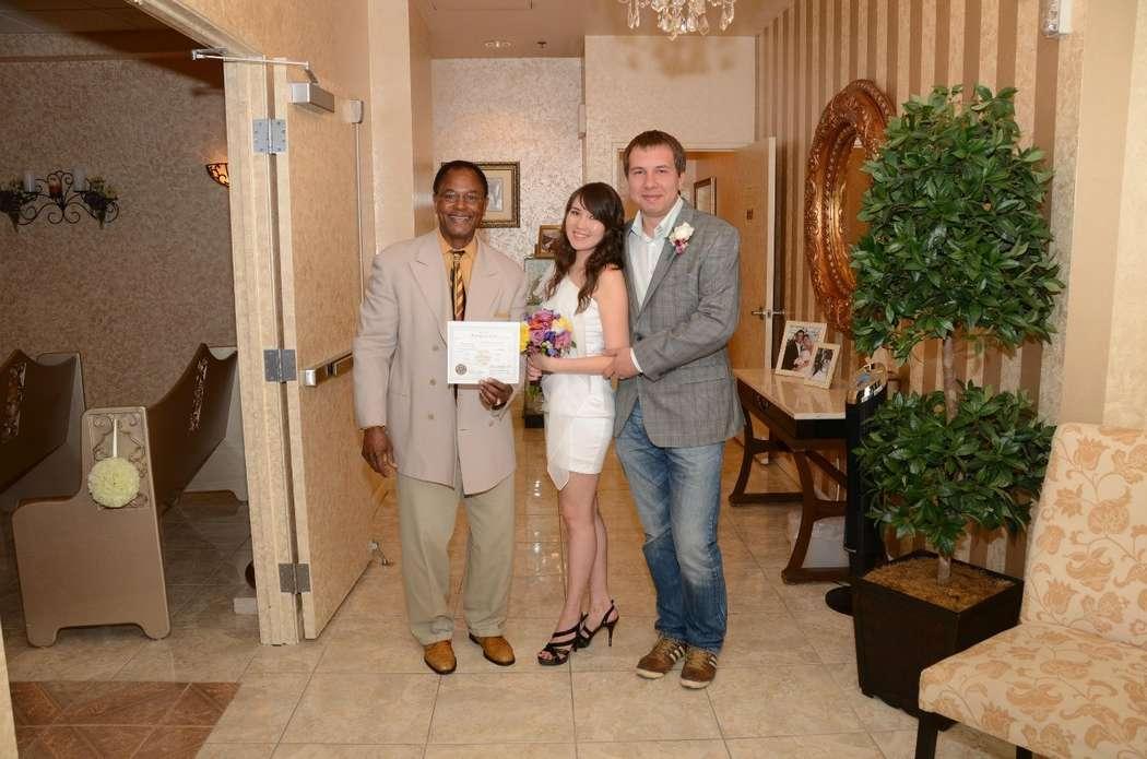 """Свадьба в Лас-Вегасе - фото 15956188 """"Золотой глобус"""" - свадебное агентство"""