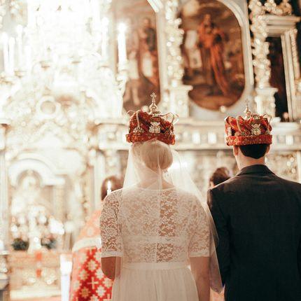 Фотосъёмка Венчание