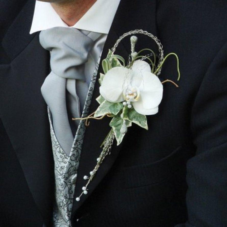 Фото 16473164 в коллекции Мужские Бутоньерки - Свадебное агентство Monte Carlo