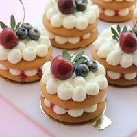 Пирожные медовые