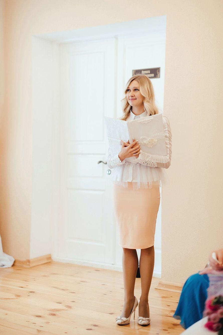 Фото 16019100 в коллекции Свадебные церемонии - Ведущая церемоний Анастасия Бельтюкова
