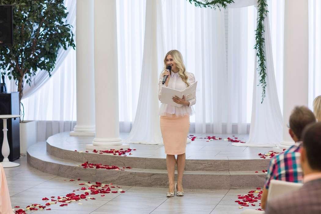 Фото 16019206 в коллекции Свадебные церемонии - Ведущая церемоний Анастасия Бельтюкова