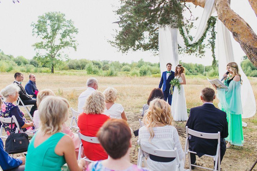 Фото 16019212 в коллекции Свадебные церемонии - Ведущая церемоний Анастасия Бельтюкова