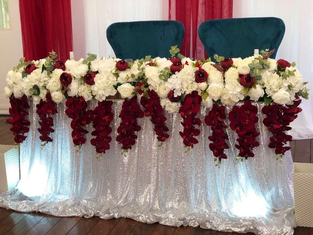 Оформление шатра на свадьбу - фото 19267670 Студия оформления Анны Быстровой