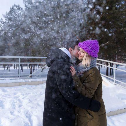 Фотосъёмка Love Story, 1,5 - 2 часа
