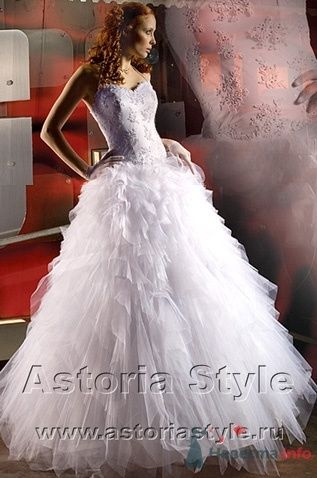 """свадебное платье """"Атика"""" - фото 1979 Свадебный салон """"Астория стиль"""""""
