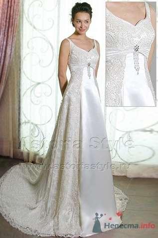 """модель 0729 - фото 21792 Свадебный салон """"Астория стиль"""""""