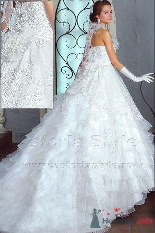 """модель 1725 - фото 21793 Свадебный салон """"Астория стиль"""""""