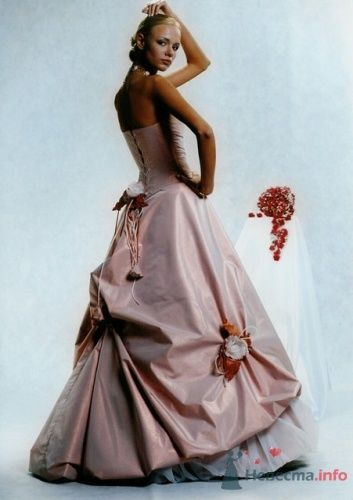 "Камилла - фото 1956 Свадебный салон ""Сударыня"""