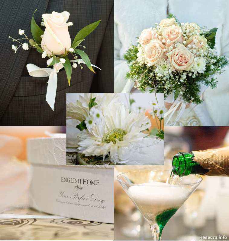 Фото 630713 в коллекции Olja - Конкурс фото «Свадьба моей мечты» - Nevesta.info - модератор