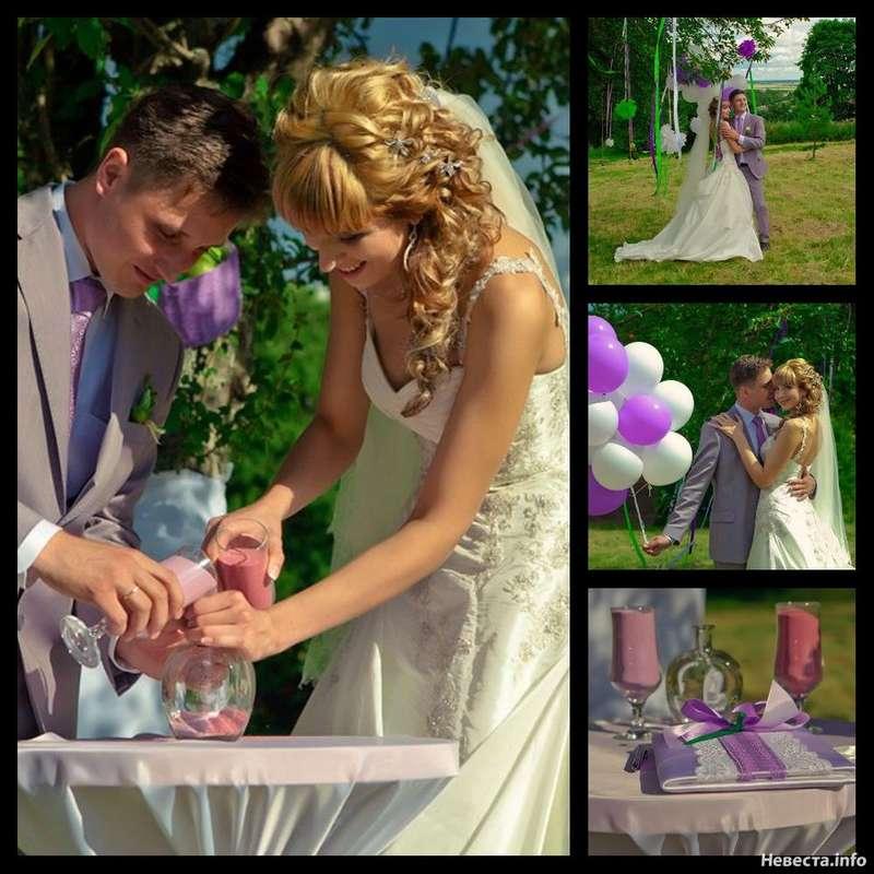 Фото 630725 в коллекции ВикторияП - Конкурс фото «Свадьба моей мечты» - Nevesta.info - модератор