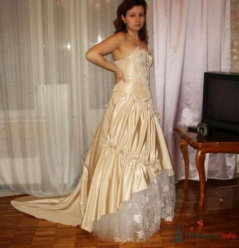 """Индивидуальный пошив - фото 2647 Салон свадебной и вечерней моды """"Амадеус"""""""