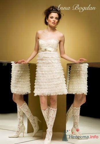 "ANNA BOGDAN мод.1003 - фото 17519 Салон свадебной и вечерней моды ""Амадеус"""