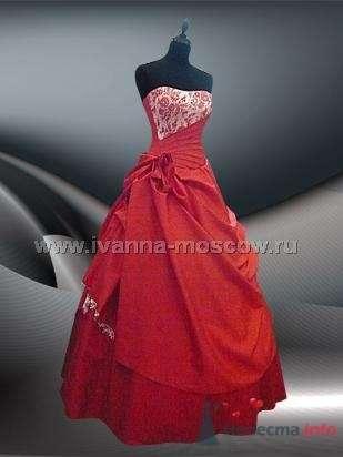 свадебное платье - фото 3405 Lesya