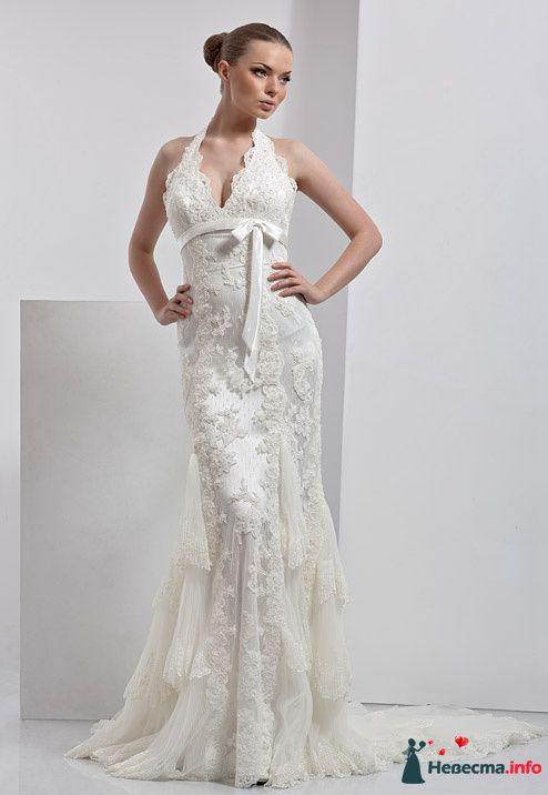 мое платье - фото 153422 МиЛаШКа