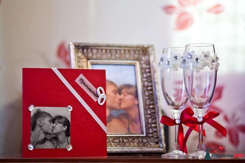 Приглашения на свадьбу - фото 83195 Фотограф Александра Глотова