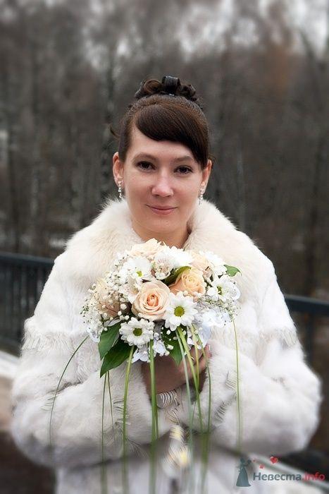 Фото 52914 в коллекции Свадебные фотографии - Невеста01