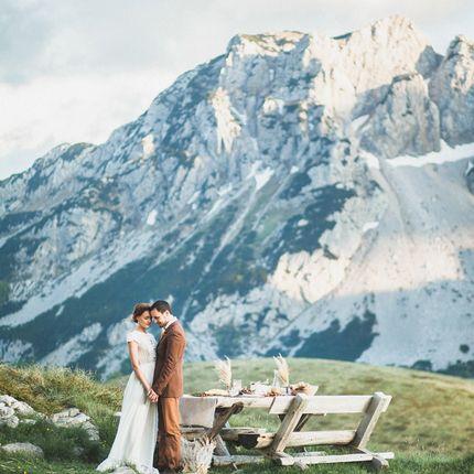 Организация свадьбы в горах,  2 дня