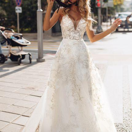 Платье Goldie