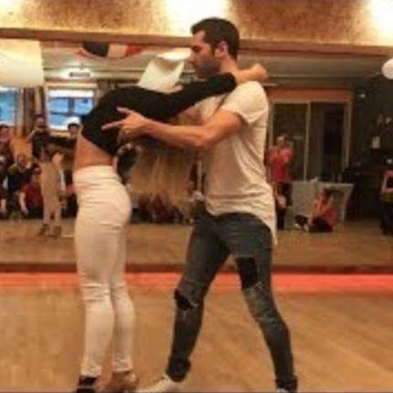 """Танцевальный номер """"Бачата"""", 3 мин."""