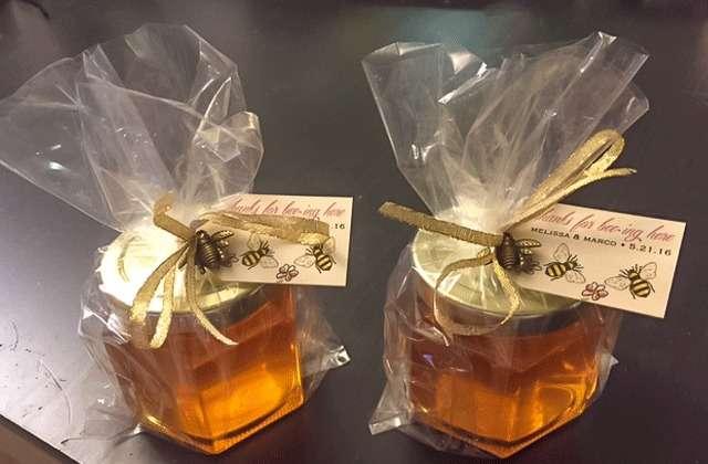 Фото 16286950 в коллекции Медовые бонбоньерки - Медовые бонбоньерки от Bee Cell