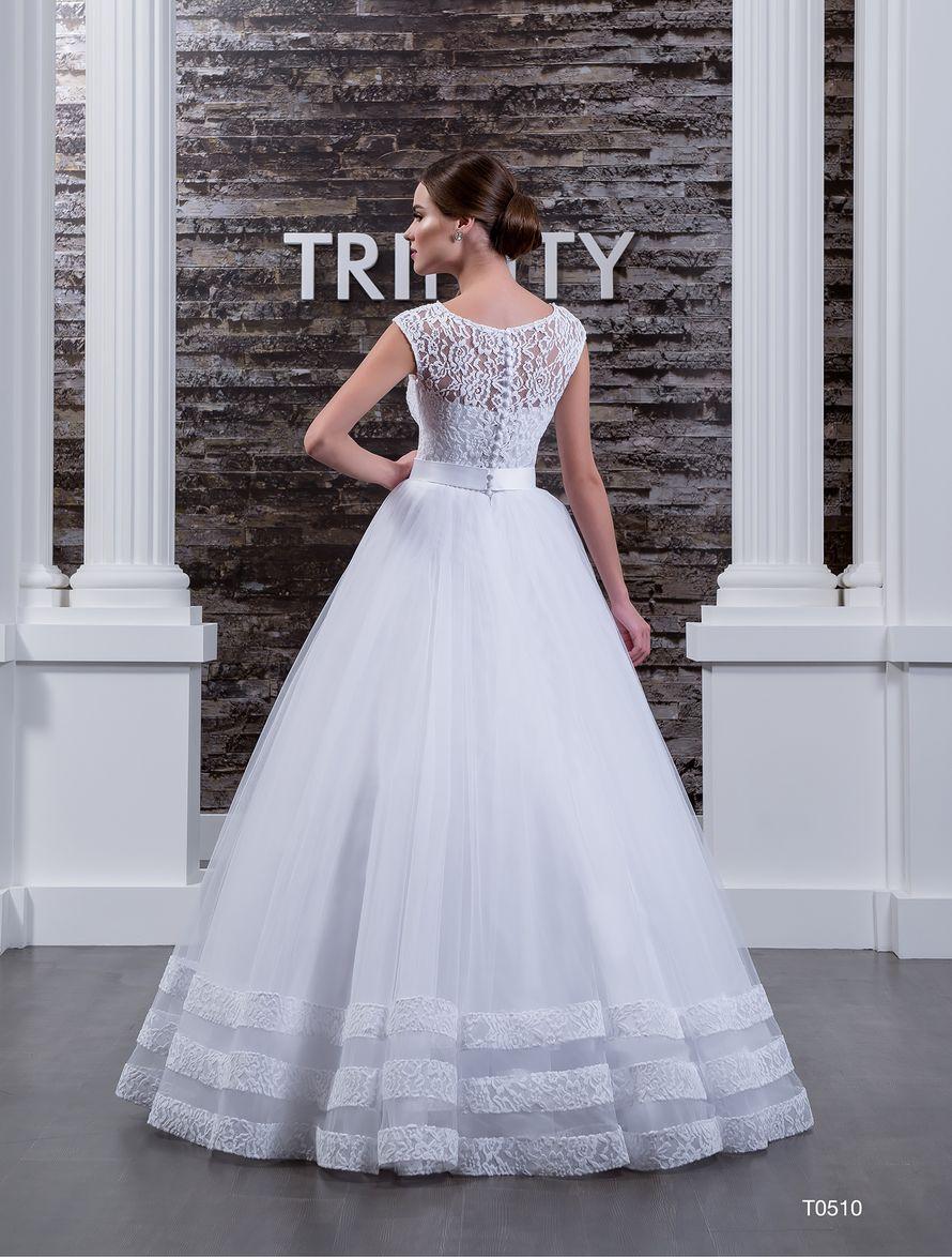 """Фото 16224470 в коллекции свадебные платья - Салон свадебной и вечерней моды """"Вальс"""""""