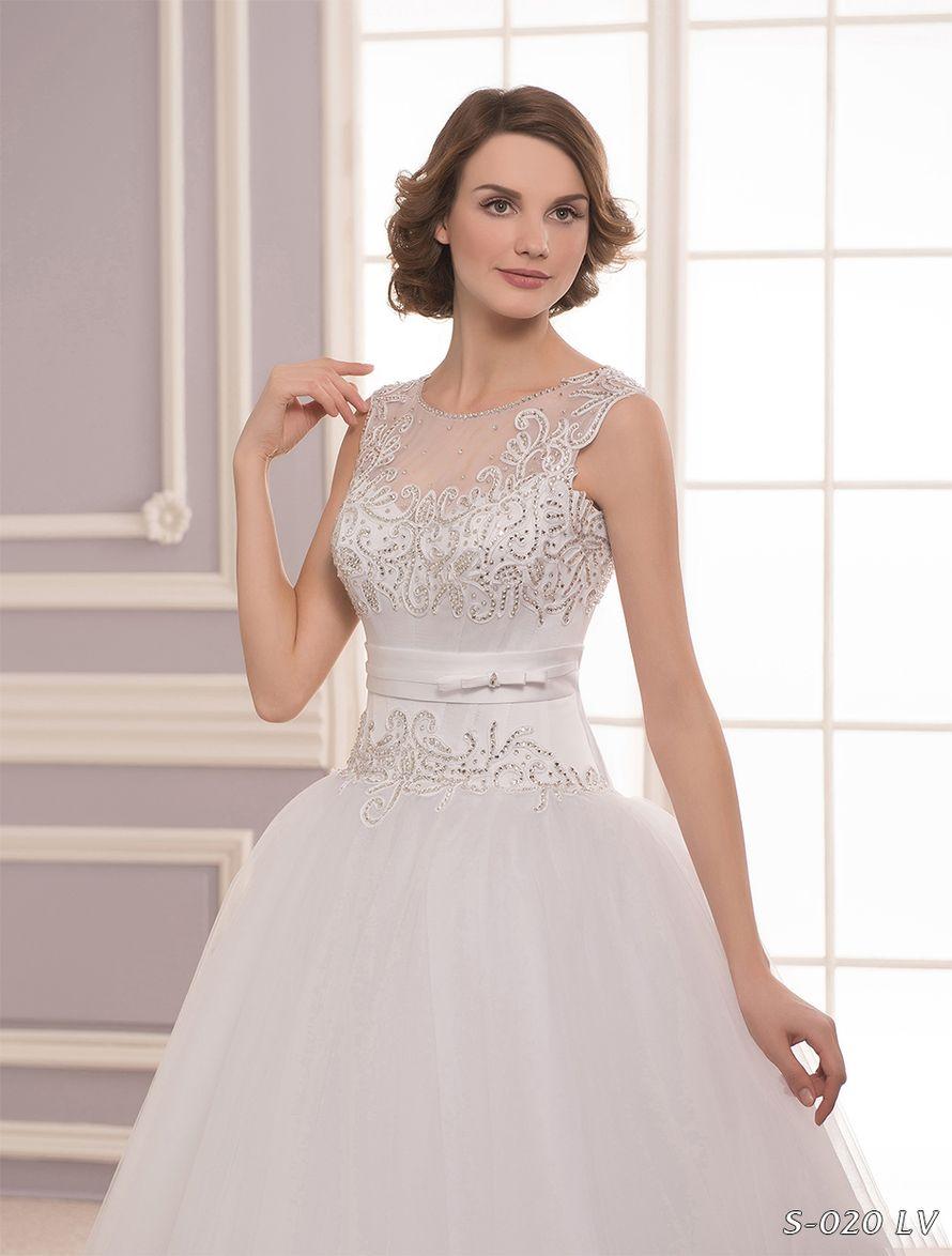 """Фото 16224486 в коллекции свадебные платья - Салон свадебной и вечерней моды """"Вальс"""""""