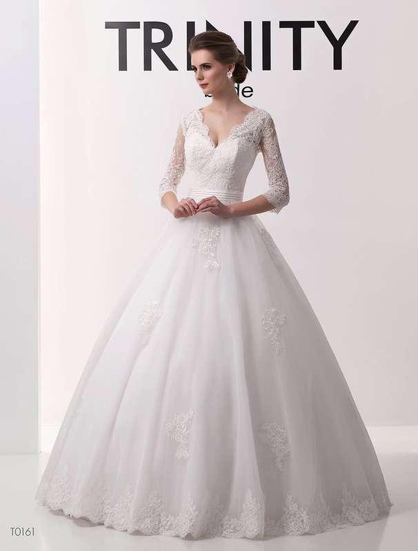 """Фото 16224490 в коллекции свадебные платья - Салон свадебной и вечерней моды """"Вальс"""""""