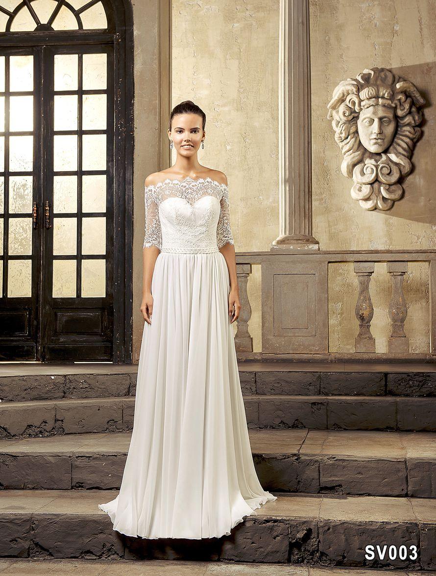"""Фото 16447018 в коллекции Портфолио - Салон свадебной и вечерней моды """"Вальс"""""""