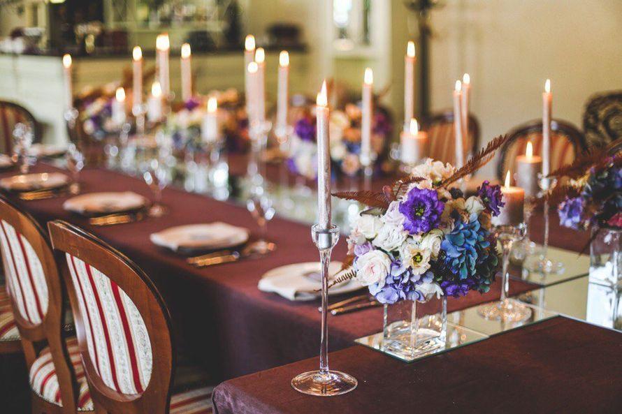 Декор - фото 16310592 Сорбет - место для свадьбы