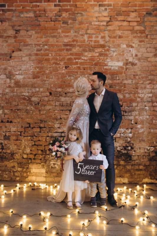 Фото 17128236 в коллекции 5 ЛЕТ СЧАСТЬЯ ВАДИМА И СВЕТЫ - Студия особенных событий Wonder Wedding