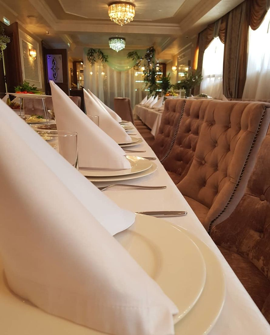 зал - фото 16365154 Ресторан Мармарин