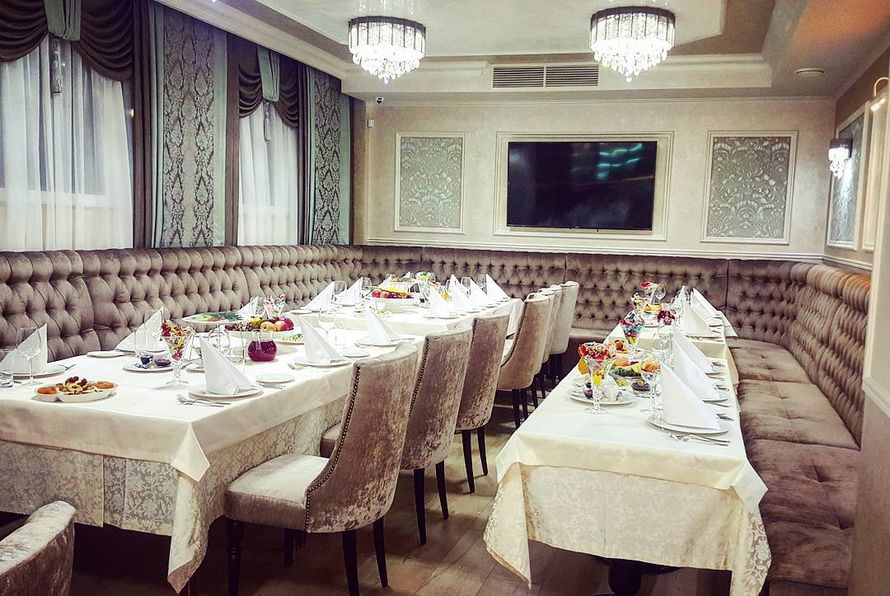 зал - фото 16365170 Ресторан Мармарин