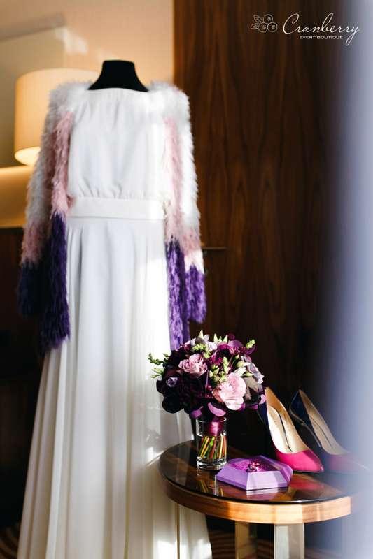 Фото 16454488 в коллекции Фиолетовый уголь - Event-boutique Cranberry