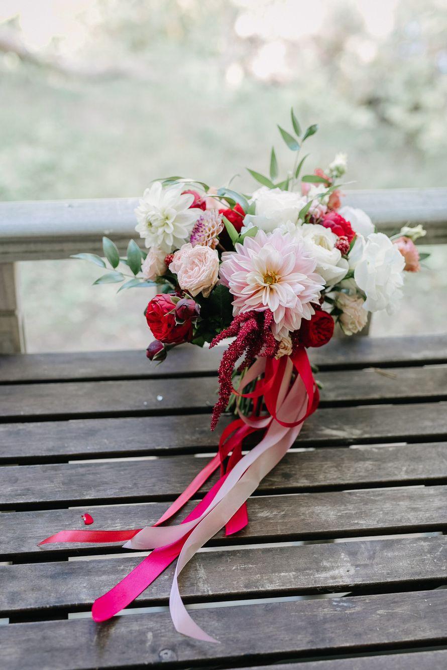 Букет невесты - авторский