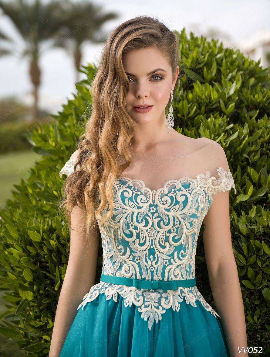 Вечернее платье VV052