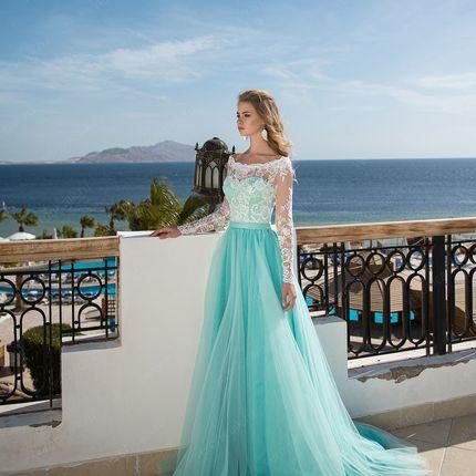 Свадебное-вечернее платье VV044