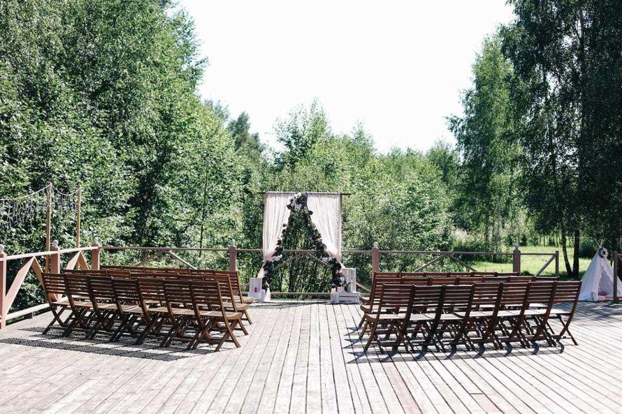 """Фото 18334368 в коллекции Свадьба Анастасии и Ильи - """"Feel art party"""" - оформление мероприятий"""