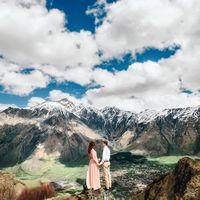 Майская свадьба в Грузии (2017) Юля и Саша Фото: [id16233391|@roman.spirit]
