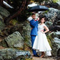 Свадебная осенняя фотосессия Ирины и Михаила Фото: Роман и Ольга Склейновы (SLphoto)