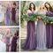 Волшебные образы подружек невесты