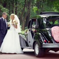 Цветочно-бумажная свадьба
