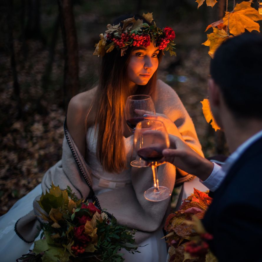Фото 16582656 в коллекции Жаркая Осень - Wed Magic - студия декора и флористики
