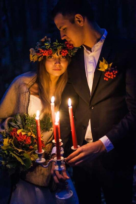 Фото 16582662 в коллекции Жаркая Осень - Wed Magic - студия декора и флористики
