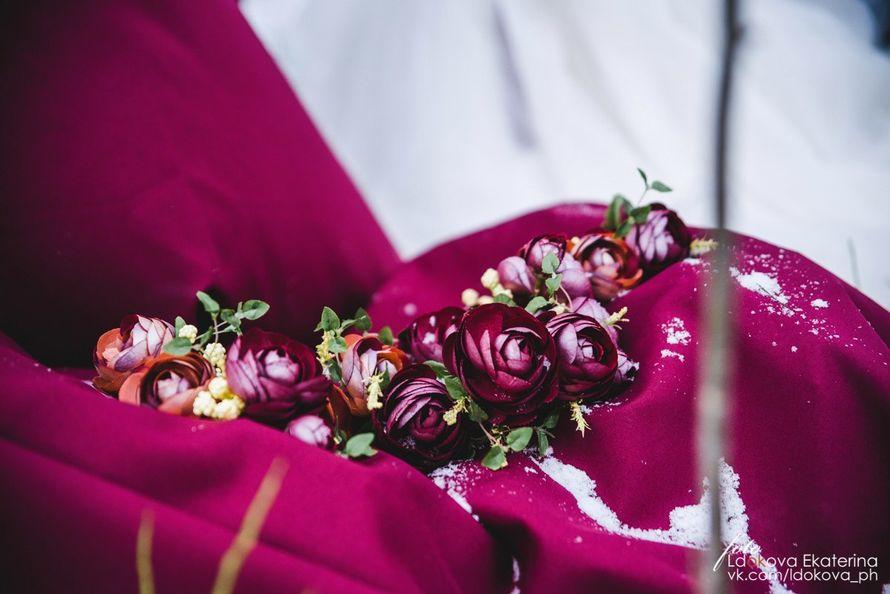 Фото 16582706 в коллекции ЗИМНЯЯ ПРИНЦЕССА - Wed Magic - студия декора и флористики