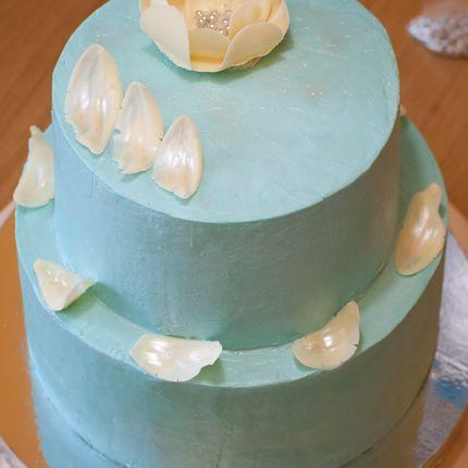 """Свадебный торт """"Нежность"""", цена за 1 кг"""