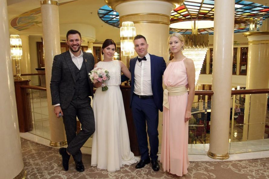 Координация свадебного дня, 30-50 гостей