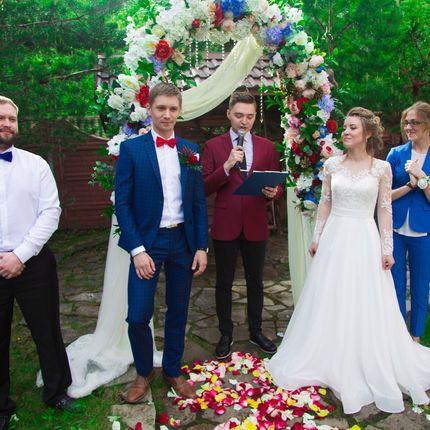 Проведение свадьбы и церемонии, 5 часов + диджей 6 часов