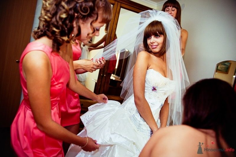 Фото 61716 в коллекции Моя оранжевая свадьба - yanechka